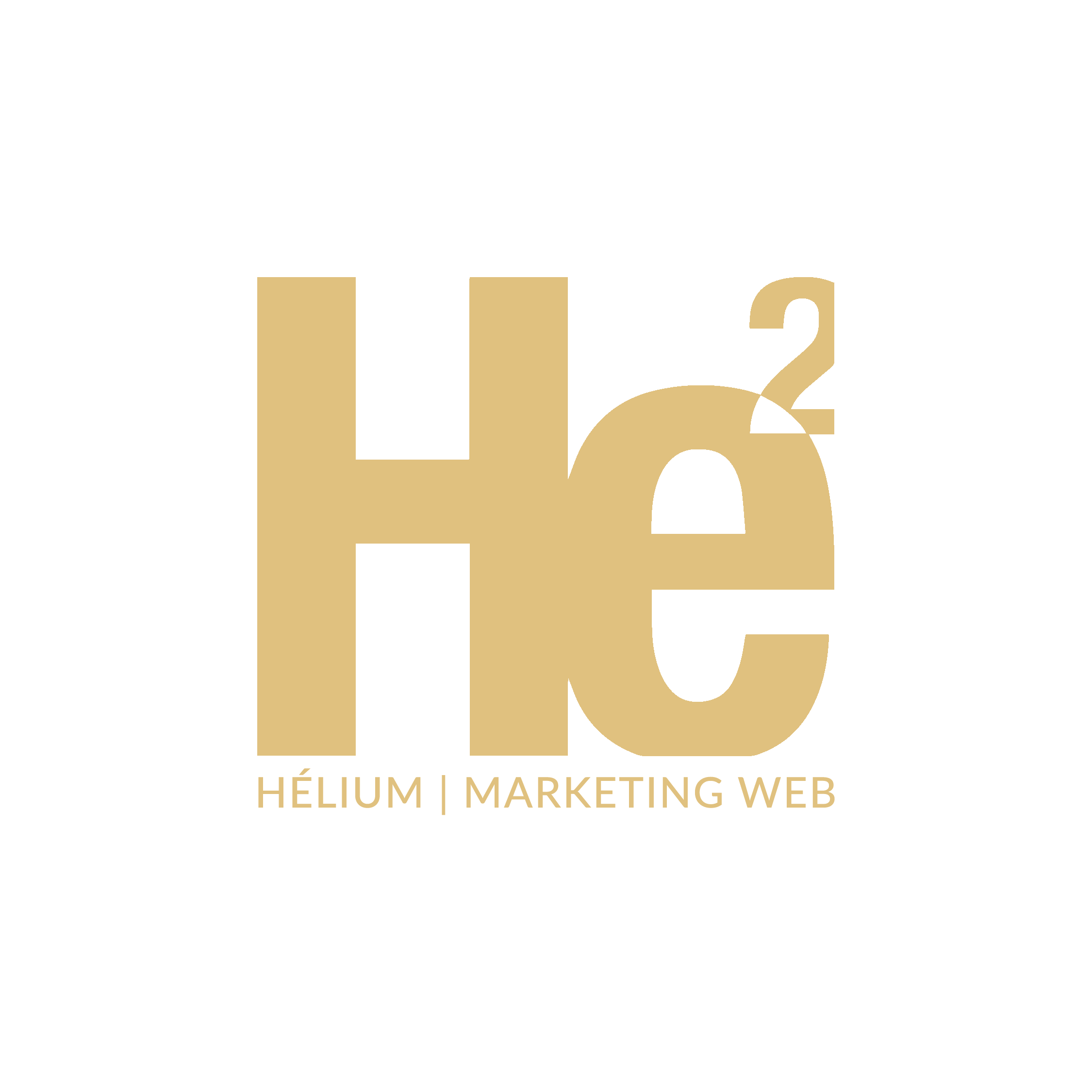 Logo de Helium Marketing Web